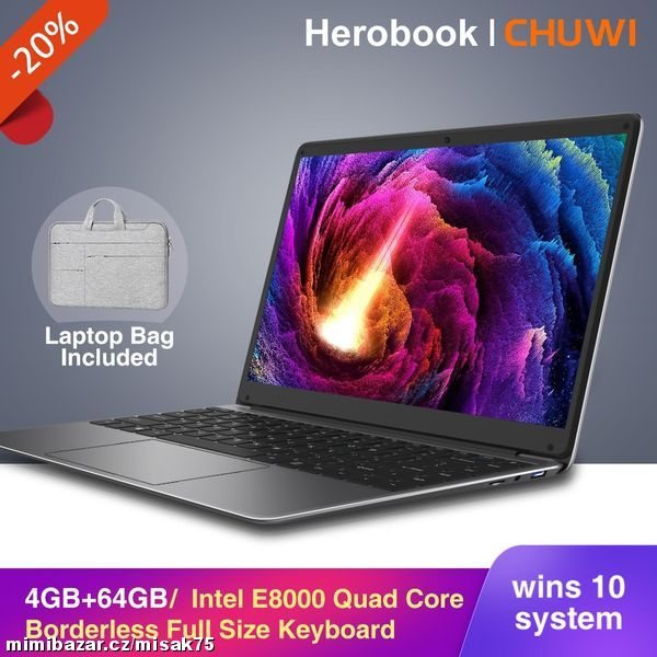 Notebook CHUWI HeroBook