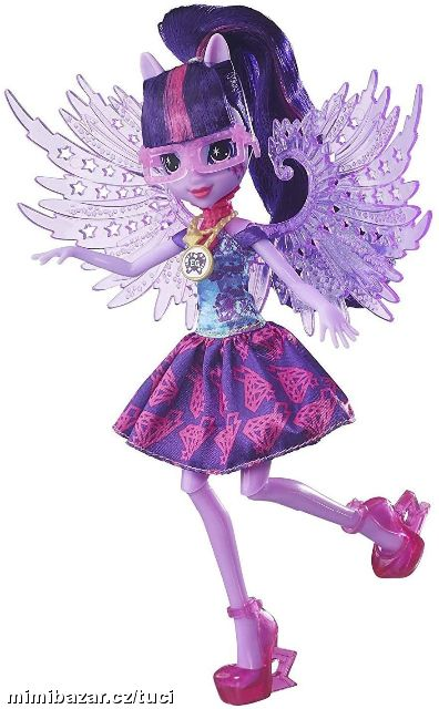 Hasbro My Little Pony Equestria Girls Módní Twilig