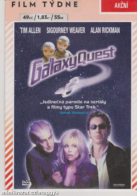 DVD GALAXY QUEST