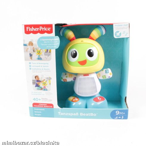 FISHER PRICE INTERAKTIVNÍ BEATBO