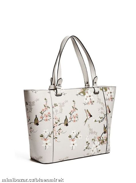 Prodám - Kabelka GUESS Rigden Large Printed Tote 1275d3a399f