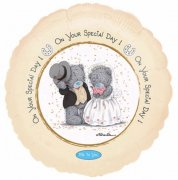 Maxi balón Me to You- YOUR SPECIAL DAY,45cm