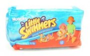 HUGGIES Little Swimmer large L - pleny do vody