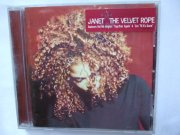 cd - Janet Jackson - The Velvet Rope