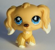 +++ LITTLEST PET SHOP -LPS PES KOKRŠPANĚL 748+++