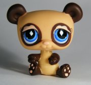 +++ LITTLEST PET SHOP - LPS - MEDVÍDEK 574+++
