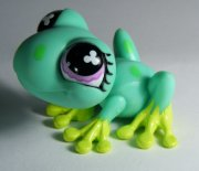 +++ LITTLEST PET SHOP - LPS - ŽÁBA 479 +++