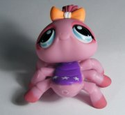 +++ LITTLEST PET SHOP - LPS - PAVOUK 991 +++
