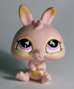 +++ LITTLEST PET SHOP - LPS - KRÁLÍK 667 +++