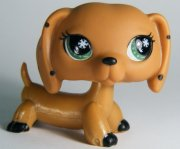 +++ LITTLEST PET SHOP - LPS -JEZEVČÍK +++