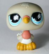 +++ LITTLEST PET SHOP - LPS - HOLUB 812 +++