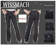 WISSMACH Mode Fashion Dámské Rifle 36 373d4e9071