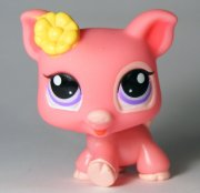 +++ LITTLEST PET SHOP - LPS - PRASÁTKO 1549 +++