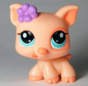 +++ LITTLEST PET SHOP - LPS - PRASÁTKO 1548 +++