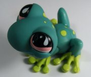 +++ LITTLEST PET SHOP - LPS - ŽÁBA 562 +++