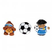 Fisher Price Figurky Little People-tuba fotbal