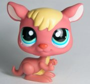 +++ LITTLEST PET SHOP - LPS - KLOKAN 1524 +++