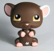 +++ LITTLEST PET SHOP - LPS - MYŠKA 538 +++