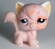 +++ LITTLEST PET SHOP - LPS - KOČIČKA 1718 +++