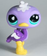+++ LITTLEST PET SHOP - LPS - PŠTROS +++