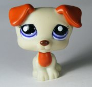 +++ LITTLEST PET SHOP- PES JACK RUSSEL 1743 +++