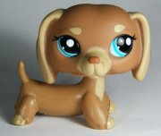 +++ LITTLEST PET SHOP -LPS - PES JEZEVČÍK 1751 +++