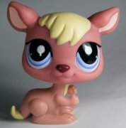 +++ LITTLEST PET SHOP - LPS - KLOKAN 1895 +++