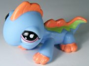 +++ LITTLEST PET SHOP - LPS - LEGUÁN 1829 +++