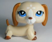 +++ LITTLEST PET SHOP -LPS - PES JEZEVČÍK 1491 +++