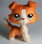 +++ LITTLEST PET SHOP -LPS - PEJSEK KOLIE 1542 +++