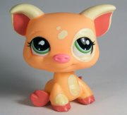 +++ LITTLEST PET SHOP - LPS - PRASÁTKO 1595 +++