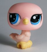+++ LITTLEST PET SHOP - LPS - HOLUB 2187 +++