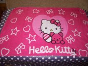 Flecova deka hello kitty