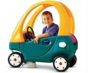 AUTÍČKO GRAND COUPE LITTLE TIKES