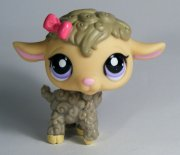 +++ LITTLEST PET SHOP - LPS - OVEČKA +++