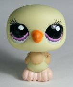 +++ LITTLEST PET SHOP - LPS - HOLUB 1049 +++