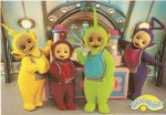pohlednice teletubbies