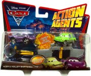 Cars 2 - Acer & Holley Shiftwell - Action Agents