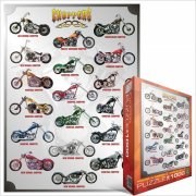 Puzzle EuroGraphics - Choppers