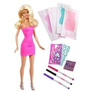51600 MA Barbie Design studio