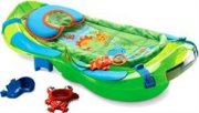 Fisher Price vanička Rainforest ZELENA