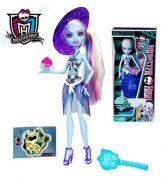 ABBEY BOMINABLE PLÁŽOVÁ - MONSTER HIGH BEACH