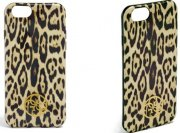 GUESS obal kryt Leopard iPhone 6 a 6s I6
