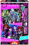 Puzzle Monster High 2 x 100 dílků