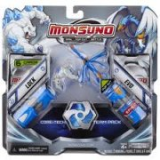 Monsuno Lock vs Evo