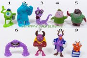 Kinder-Monsters University/Univerzita příšer,2013