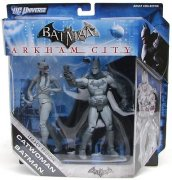 Batman Catwoman Arkham City w7104
