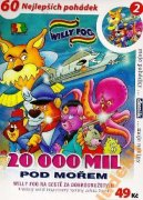 DVD WILLY FOG 20.000 MIL POD MOŘEM 2