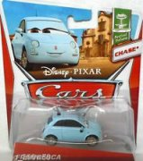 DISNEY PIXAR CARS FRANCESCA