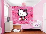 FOTOTAPETY - 3D tapeta HELLO KITTY